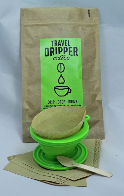 TRAVEL DRIPPER COFFEE
