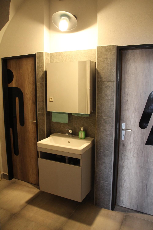 2018 - rekonstrukce toalet